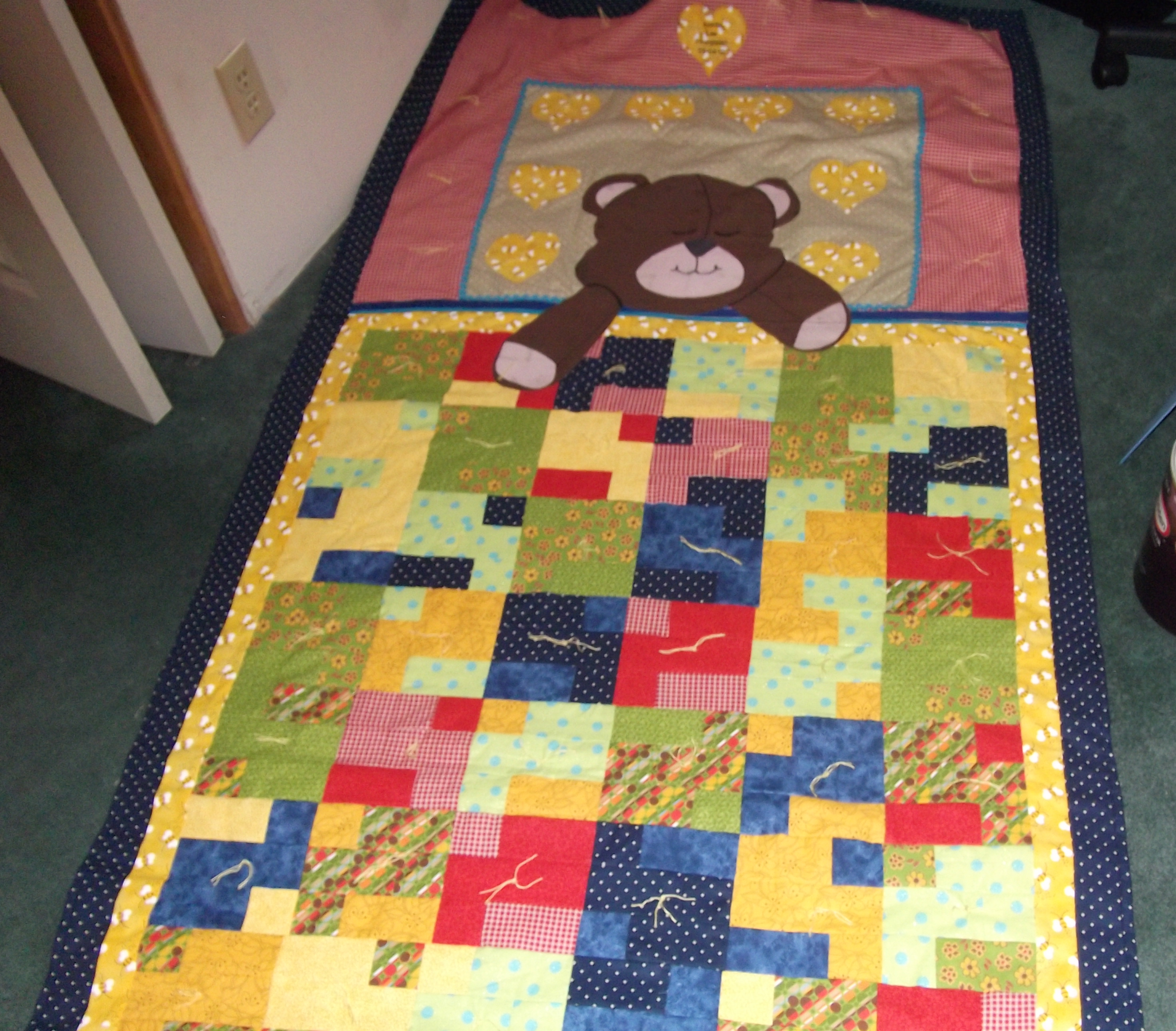 The Bear-y Quilt